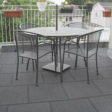 Ongekend Aslon Garden rubbertegels GJ-01